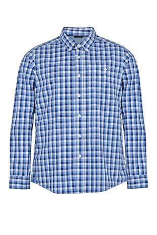 Brushed Check Shirt