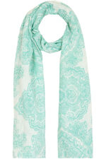 Paisley All Over Print Scarf