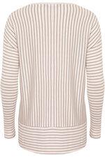 Stripe Jersey Top