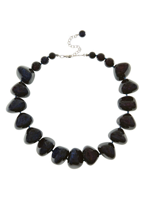 Ann Harvey Pebble Short Necklace