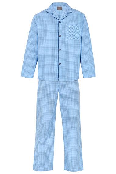 Small Check Pyjamas