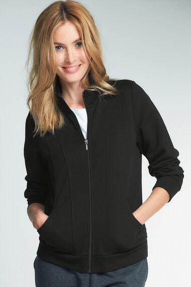 Basic Fleece Jacket