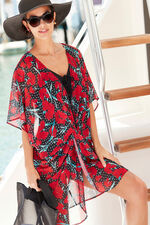 Knot Fronted Kaftan
