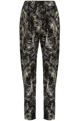 Palm Print Lounge Pants