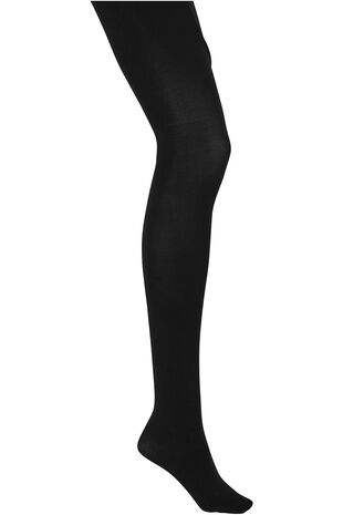 3 Pack 60 Denier Opaque Tights With Lycra