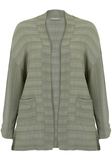 Ann Harvey Textured Check Cover Up
