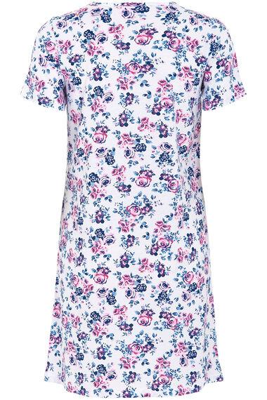 Floral Cluster Nightshirt