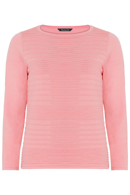 Ripple Textured Jumper