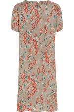 Ann Harvey Printed Crushed Dress