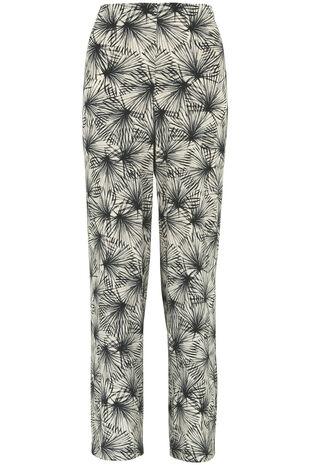 Ann Harvey Wish Print Wide Leg Trouser