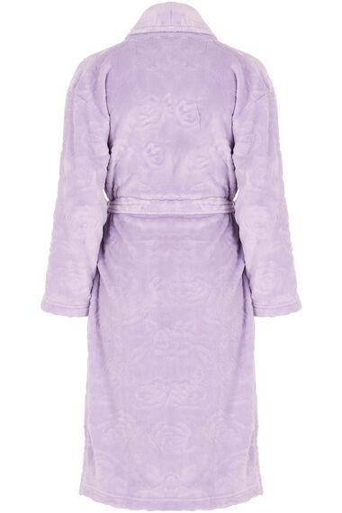 Jacquard Supersoft Robe