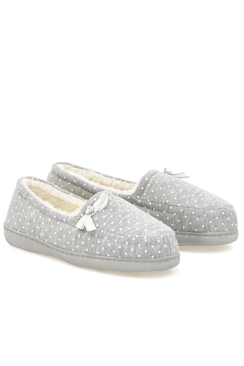 Grey Spot Moccasin