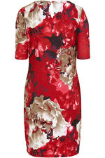 Ann Harvey Printed Shift Dress