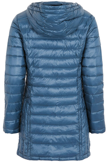 Longer Length Ultra Light Padded Coat