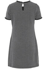 Stella Morgan Textured Short Sleeve Tunic