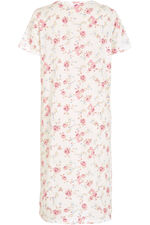 Pink Rose Classic Nightdress