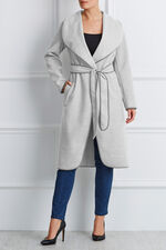 Belted Coat