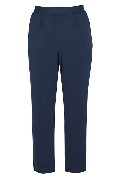 Ann Harvey Heavy Jersey Crepe Trousers