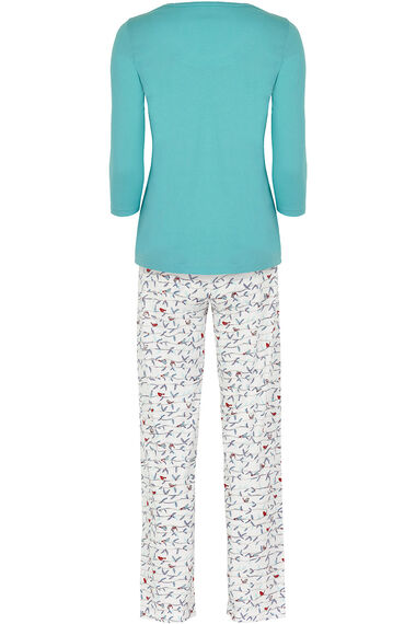Aqua Bird Branch PJ