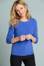 Supersoft Boat Neck Jumper