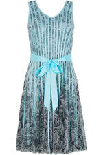 Signature Ribbon Dress