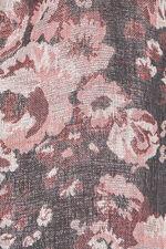 Rose Jacquard Scarf