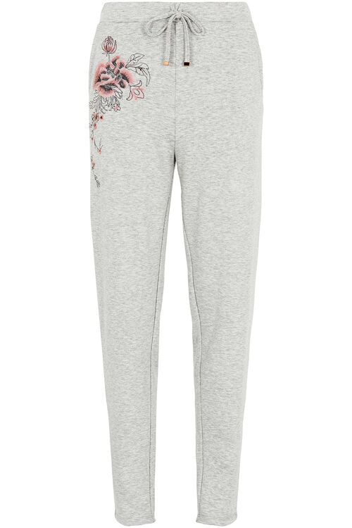 Embroidered Jog Pant