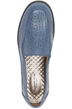 Cushion Walk Slip On Shoe with Cut Out Detail