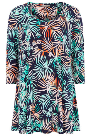 Ann Harvey Ombre Palm Top