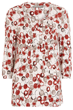 Ann Harvey Printed Top