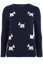 Scotty Dog Jumper