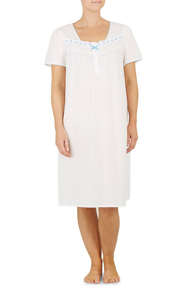 Swiss Dot Nightdress