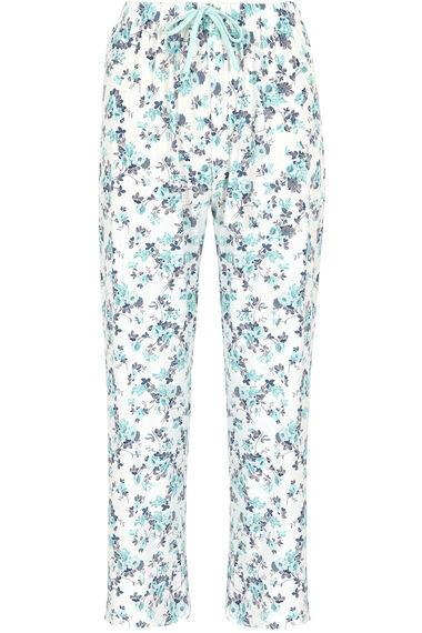 Aqua Floral Pyjamas
