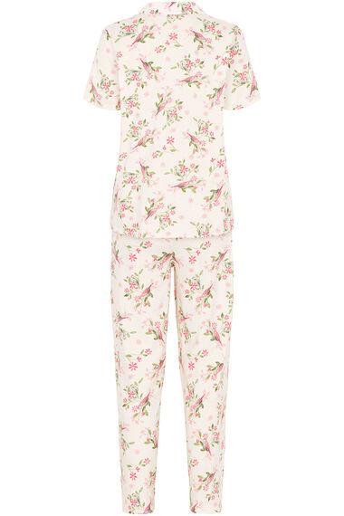Bird Floral Pyjamas