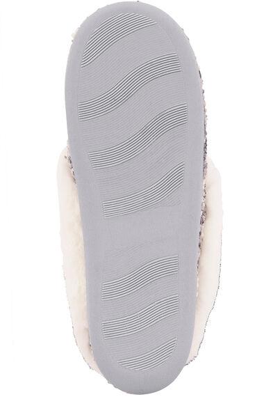 Textured Full Slipper