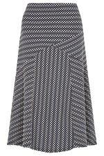 Spot Cut About Skirt