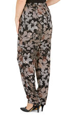 Ann Harvey Mosaic Floral Trousers