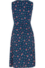 Ditsy Floral Fit & Flare Dress