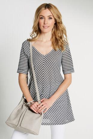 Ann Harvey Striped T-shirt