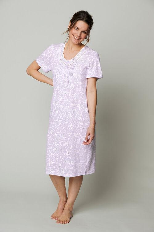Daisy Print Nightdress