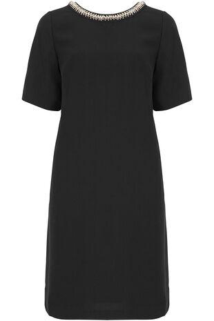 Ann Harvey Embellished Dress