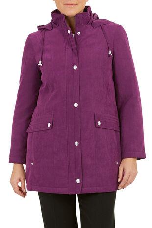 Padded Shopper Coat