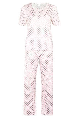 Smudge Spot Print Pyjamas
