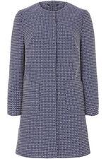 Tweed Longline Jacket