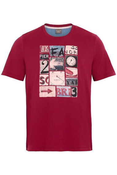 Graphic Placement Print T-Shirt