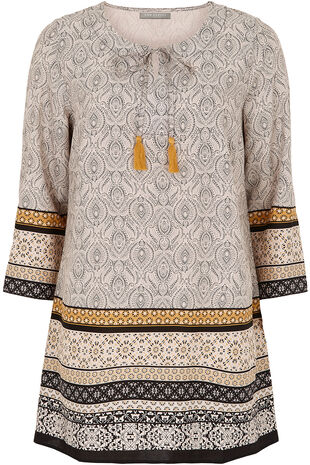 Ann Harvey Printed Tunic