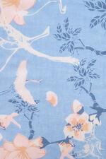 Oriental Printed Scarf