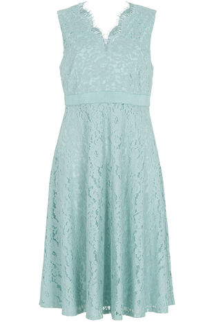 Ann Harvey Lace Dress