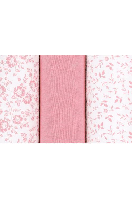 Three Pack Maxi Floral Print Briefs
