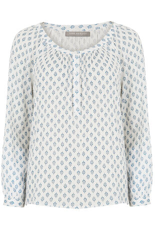 Ann Harvey Sprig Blouse